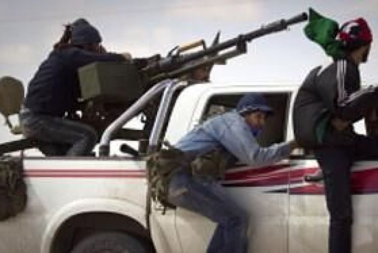 Western nations call for ceasefire as stalemate takes hold in Libya