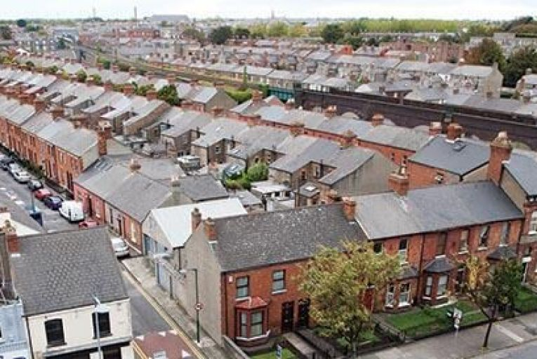 Housing is a largely fixed supply, and to create lots of it to give to a person for life is questionable at best