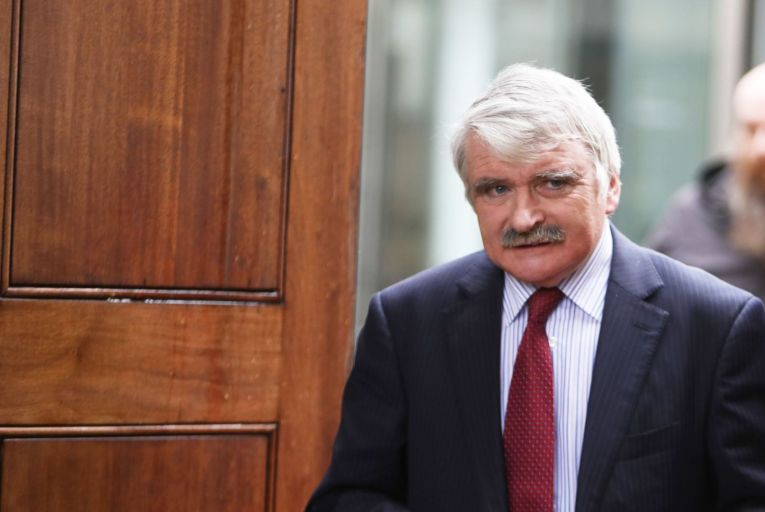 O'Dea quits as chairman of property fund and sells             shares in firm