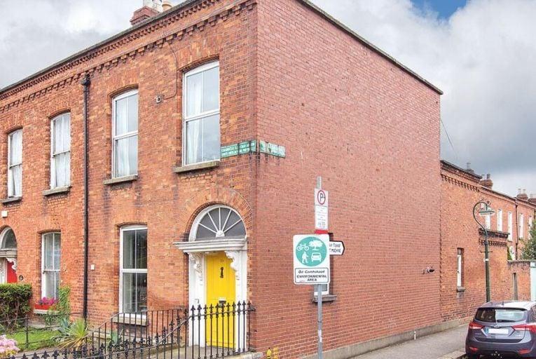 A Victorian doer-upper in the heart of Dublin 8