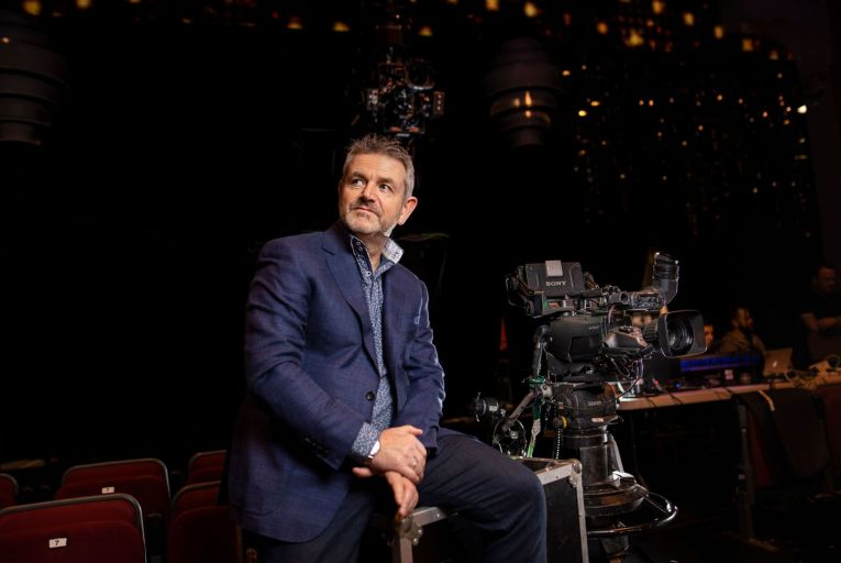 Larry Bass, the owner of the ShinAwiL television production company, resigned from the board of RTÉ last week after other board members expressed concerns over a conflict of interest