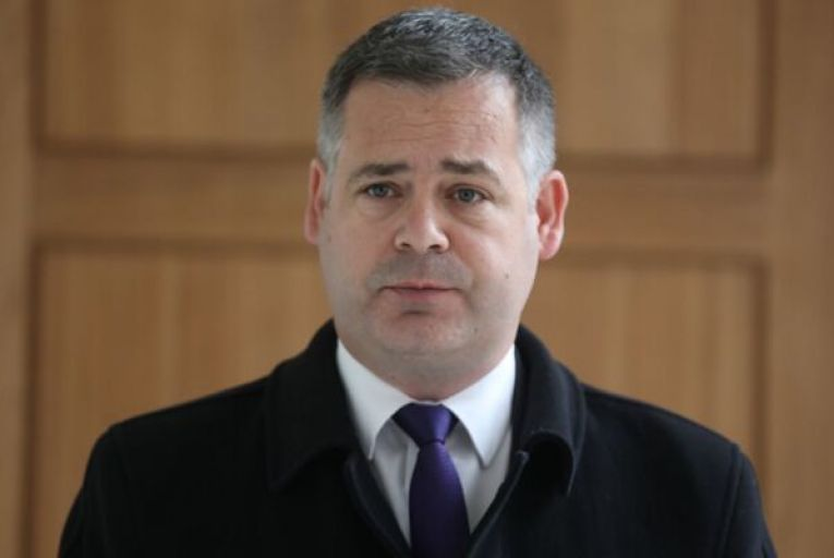 Pearse Doherty, the Sinn Féin finance spokesman, said the government's failure to follow Nphet's advice was a 'glaring omission'. Picture: Rollingnews.ie