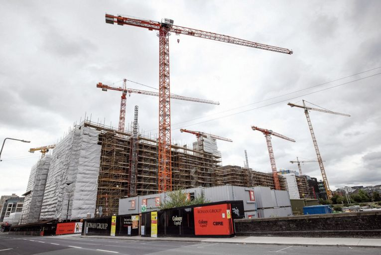The  understands the demolition work will only take place on the Spencer Place site, with no demolition scheduled for any works carried out at the proposed Salesforce Tower office development