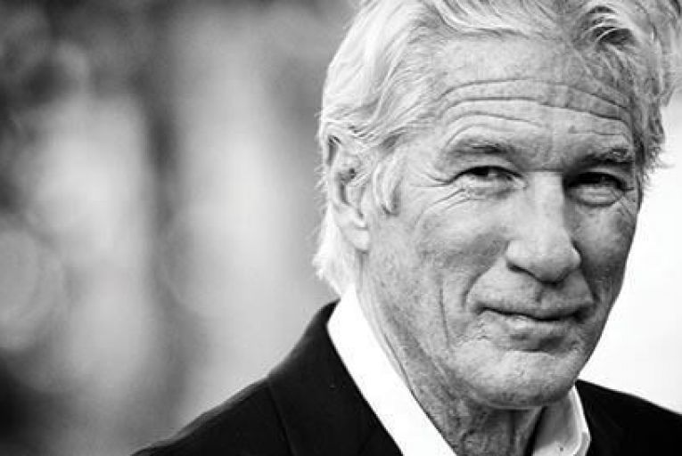 Richard Gere: 'The whole idea of homelessness was being projected on me' Picture: Getty