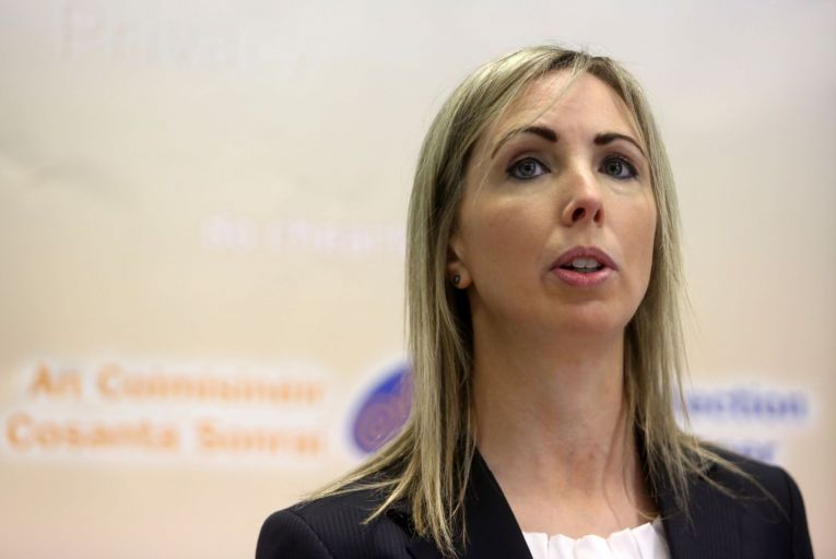 Helen Dixon, Ireland's Data Protection Commissioner, will reject criticism of her office. Picture: Rollingnews.ie