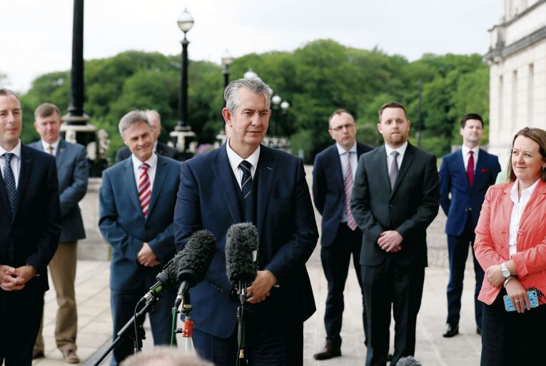Unionism in crisis with ructions over protocol and a divided DUP