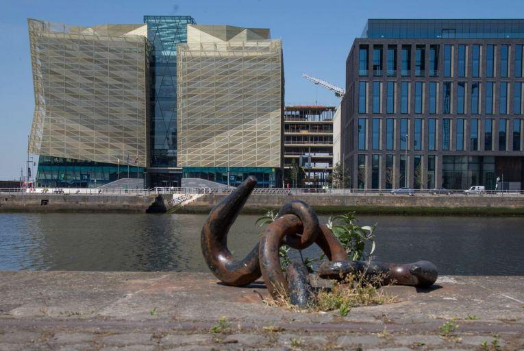 The Central Bank has warned that in a worst-case scenario, 43 Irish real estate funds (IREFs) are at risk of breaching their banking covenants if the value of their properties continues to be hit.
