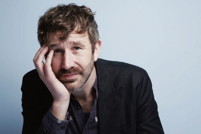 Chris O'Dowd: 'I've always loved TV, because you know people are going to see it.' Picture: Getty Images