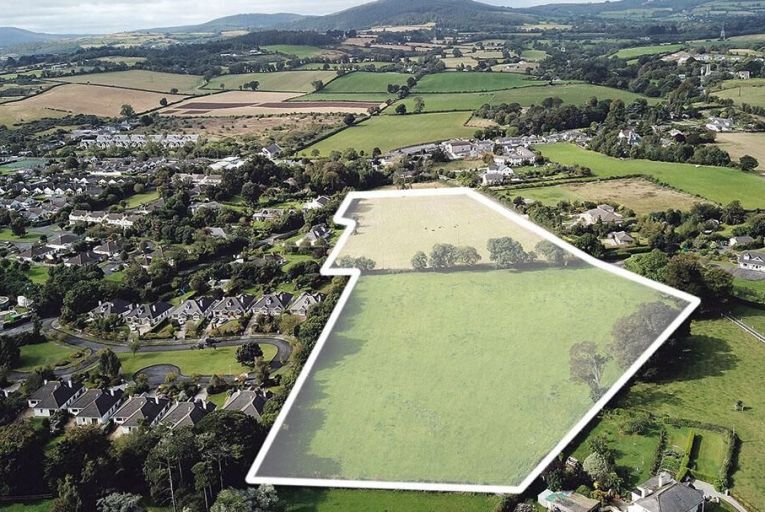 Two commuter-belt residential sites in Wicklow for sale in one lot