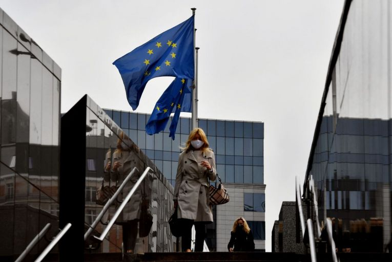 'What Europe needs is a new forward-thinking consensus that sees the benefits of public debt, while recognising the costs of balanced budgets.' Picture: Geert Vanden Wijngaert/Bloomberg