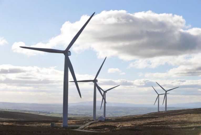 Wind farms generate more energy than grid can handle