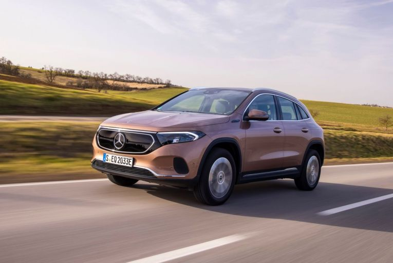 Test drive: Mercedes EQA looks to make electric power more accessible