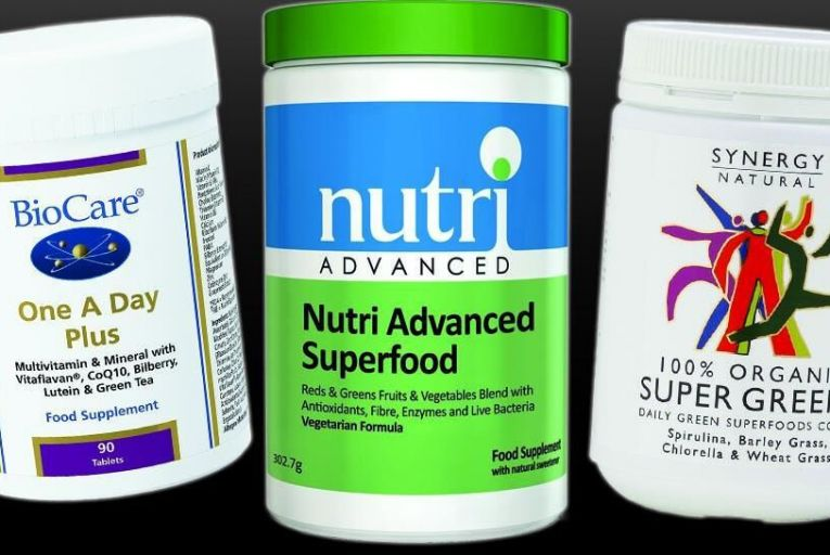 Greens and multi-vitamins can be especially  beneficial at this time  of year