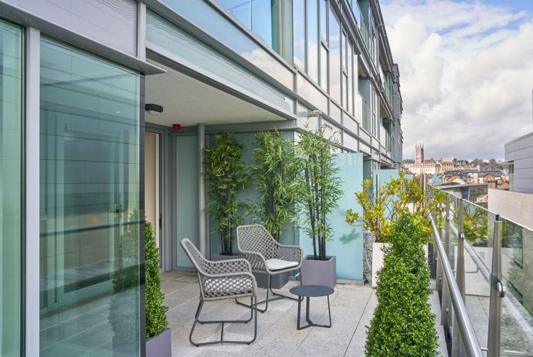 A selection of two-bedroom apartments in Cork city's Opera Lane Residences have been brought to market, with prices starting from €465,000.