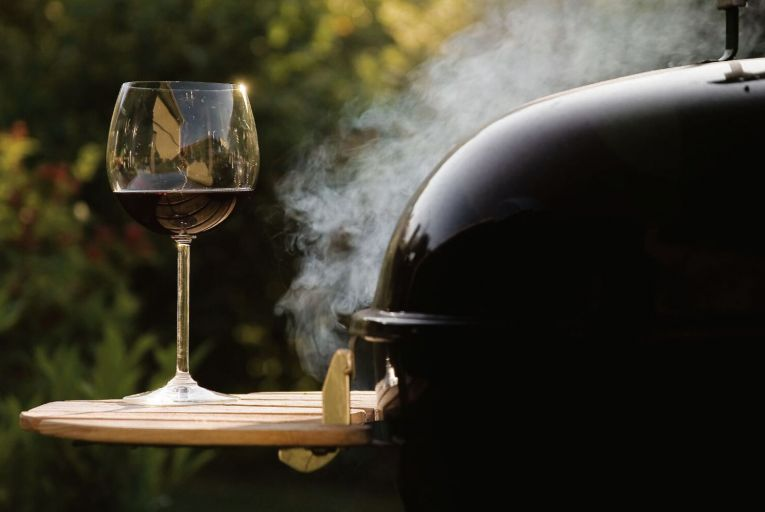 Now is the perfect time for thinking about which wines will pair with barbecued food