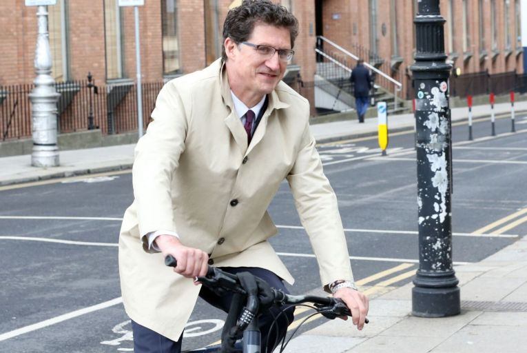 Eamon Ryan is proposing to judge all new transport projects on four priorities of equal importance