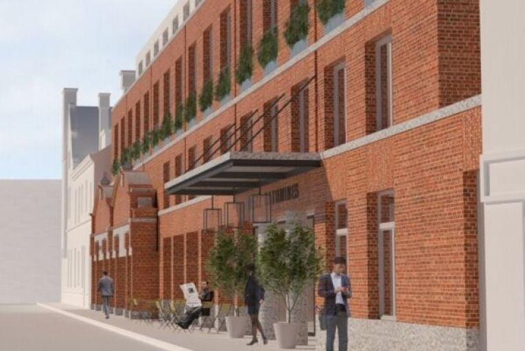 Plan for 78-room hotel in Rathmines gets green light