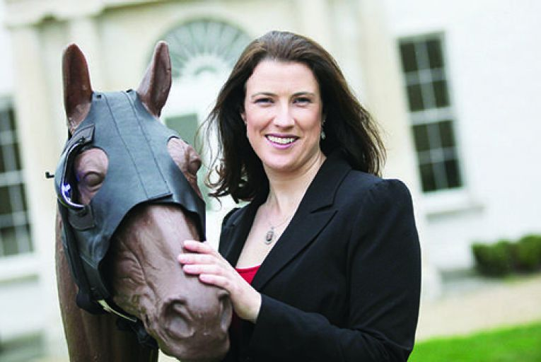 Funds are neigh issue for horse health startup