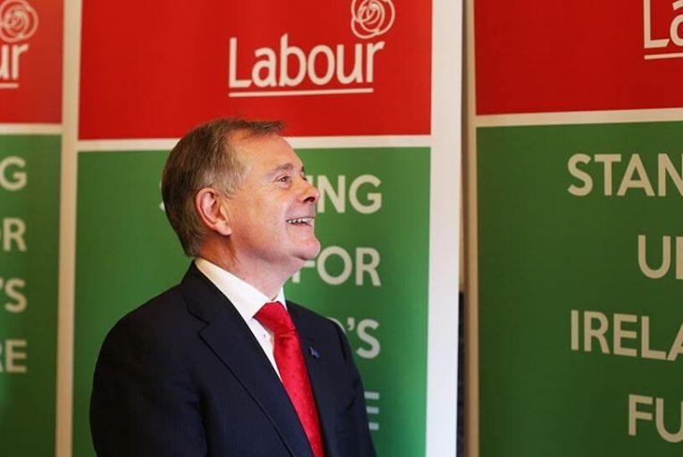 Brendan Howlin has moved on to become the leader of the Labour party Pic: RollingNews.ie