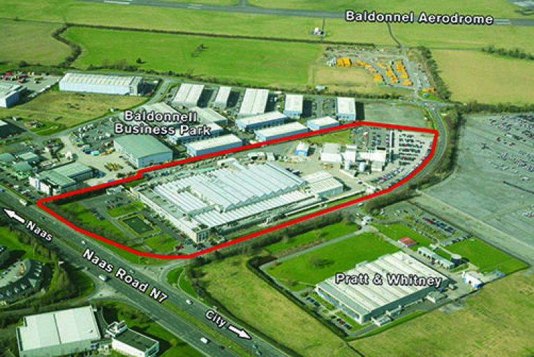 Record €129m sale of country's largest industrial building