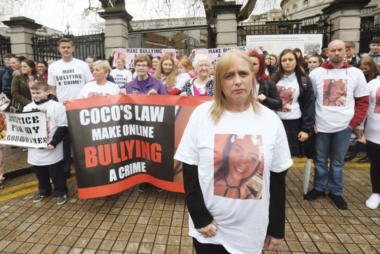 Off Message: Coco's Law is welcome, but it's long overdue