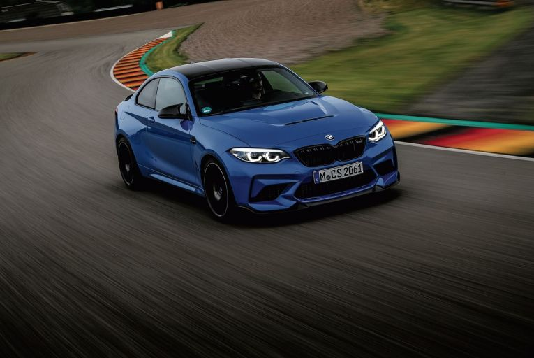 The new BMW M2 CS Coupé: prices start from an eye-popping €123,880