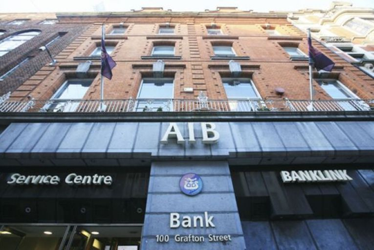 AIB, Bank of Ireland, KBC Ireland and Permanent TSB are looking to develop the app as a joint venture. Picture: Rollingnews.ie