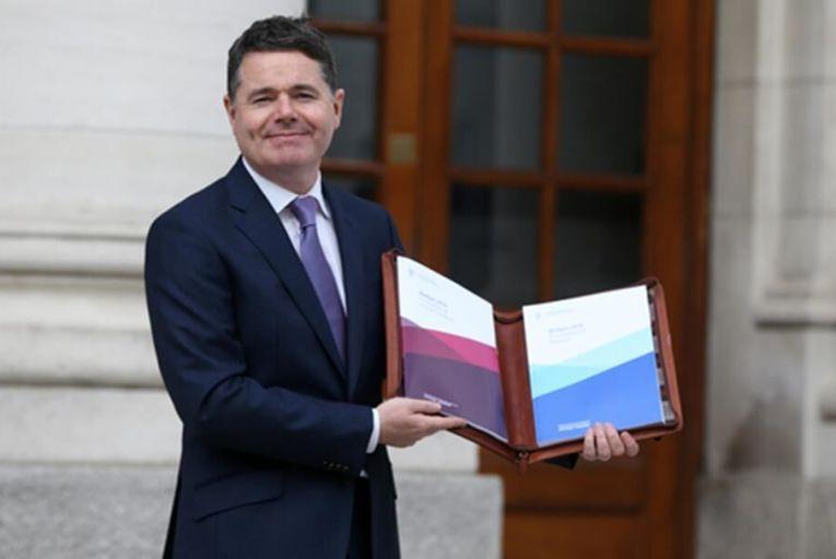 Budget 2020: Donohoe adopts an election footing