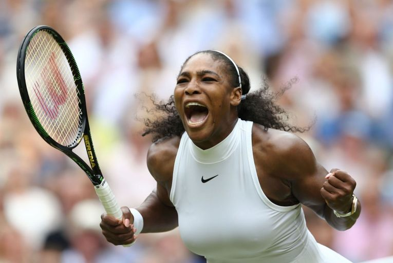 Nike hopes that, with the help of brand ambassador Serena Williams, it can increase its female customers