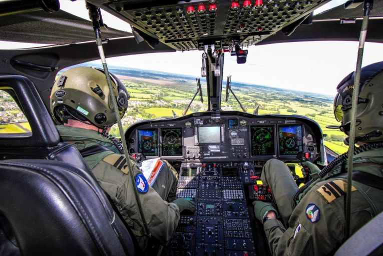 The Air Corps is proposing to provide search and rescue services for the east coast of the country