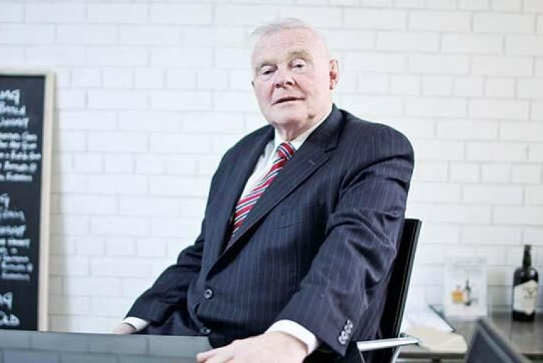 John Teeling's Irish Whiskey Company bought the Great Northern Distillery in 2013. Picture: Feargal Ward