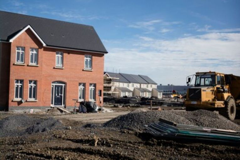 'The actual average construction unit all-in cost for social or affordable homes for Dublin City Council for a scheme involving apartments and houses is just over €450,000.' Picture: Rollingnews.ie