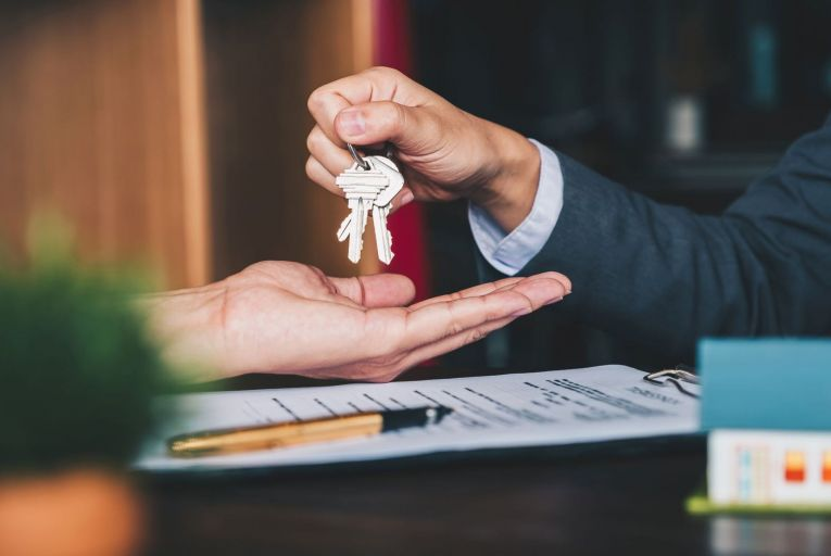 Several pieces of correspondence, seen by this newspaper, that were sent to potential purchasers by estate agents show buyers were being regularly required to hand over detailed financial information in order to view a property. Picture: Getty