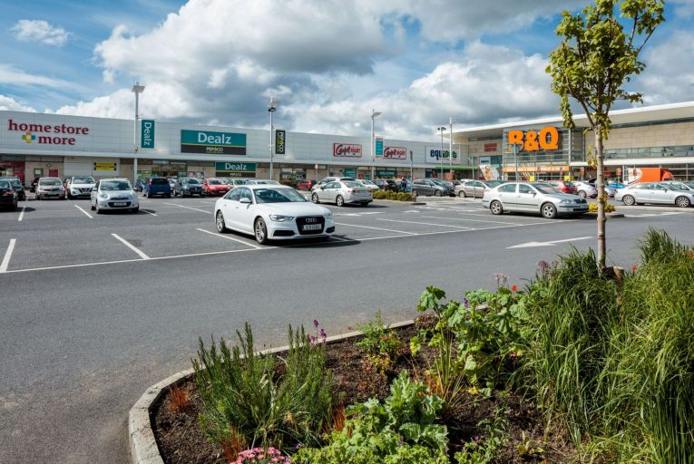 Belgard Retail Park in Tallaght, Dublin has a strong tenant line-up and benefits from a densely populated local catchment area