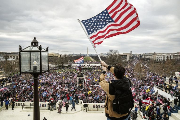 Capitol attack signals moment of real danger for US democracy