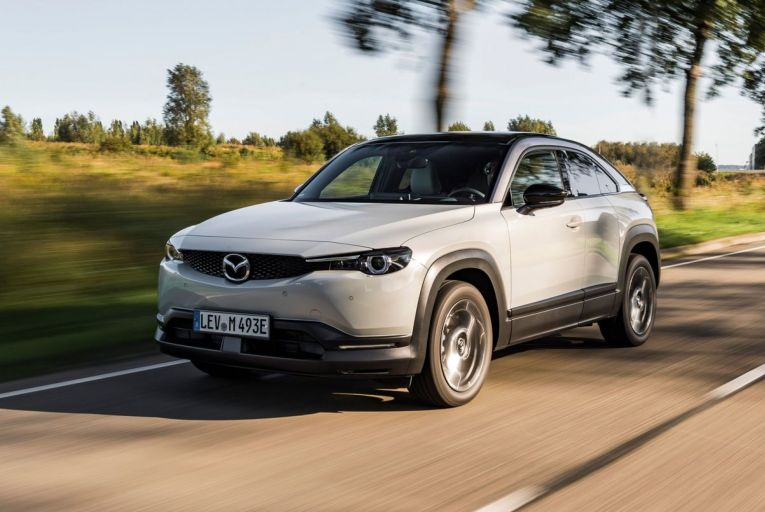 Mazda gambles on MX-30 range, but otherwise plays it safe with new EV