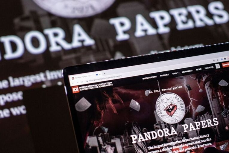 'Since the Pandora Papers investigation was published, it has put several international leaders under intense scrutiny.' Picture: Getty
