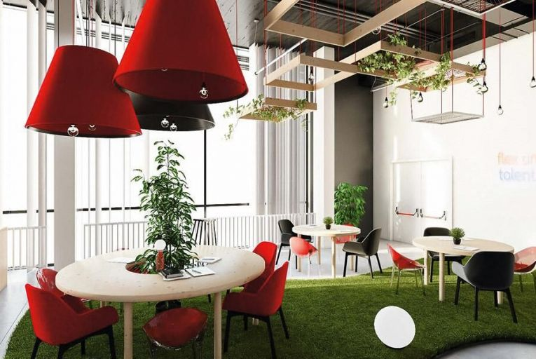 Talent Garden at DCU's innovation  campus in Glasnevin provides  flexible workspace for  entrepreneurs and businesses