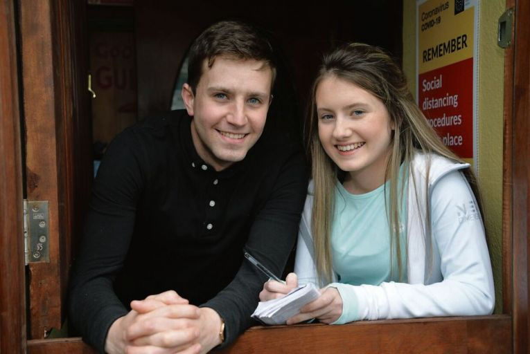 Dingle student's story of dancer's pandemic experience wins journalism prize