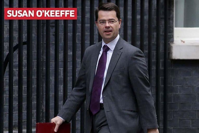 Northern Ireland Secretary James Brokenshire. Pic: Getty
