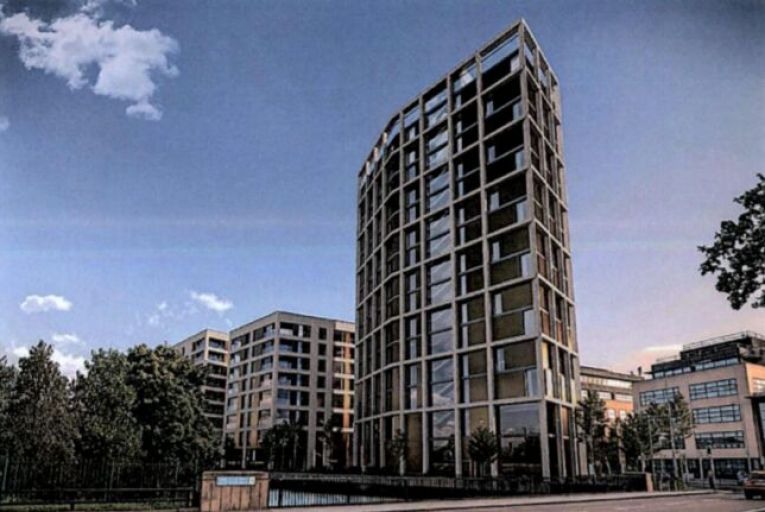 MKN Group to build 15-storey hotel and 88 apartments in East Wall