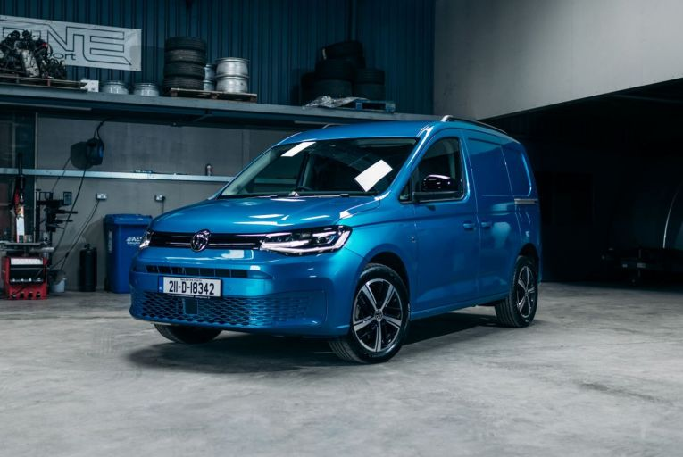 Test drive: VW Caddy gets a car-like makeover while also improving its van credentials