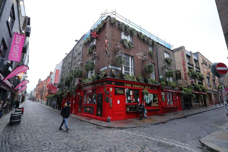 Temple Bar refused permission to expand famous premises