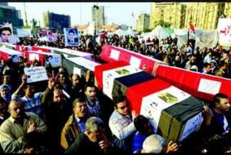 Islamists well placed as opposition to Scaf escalates