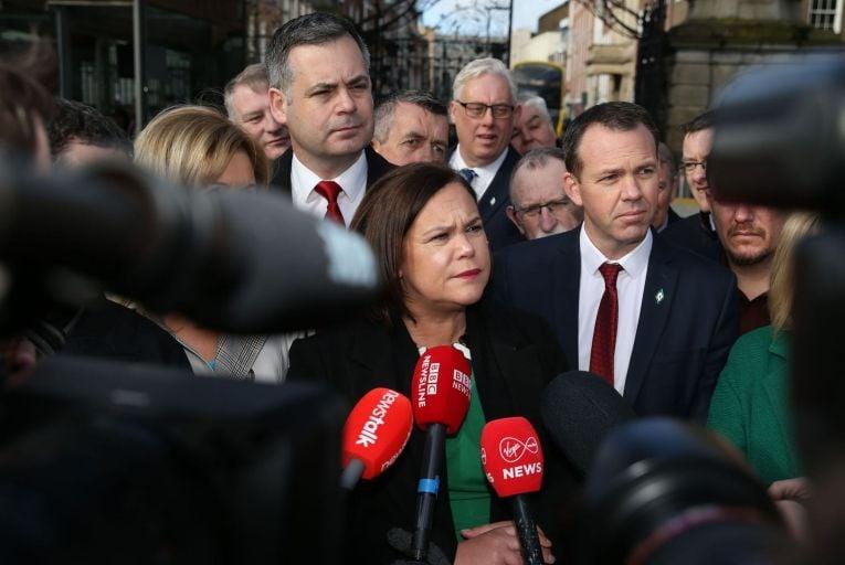 Sinn Féin backs reform of defamation laws despite €150k payout to TD