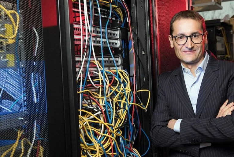 Max Gasparroni,  Head of Networks,  Vodafone