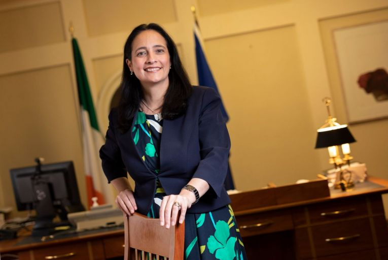 Catherine Martin warned that the tourism sector faces the prospect of a second summer season without the international inbound tourists which account for around 75 per cent of the market
