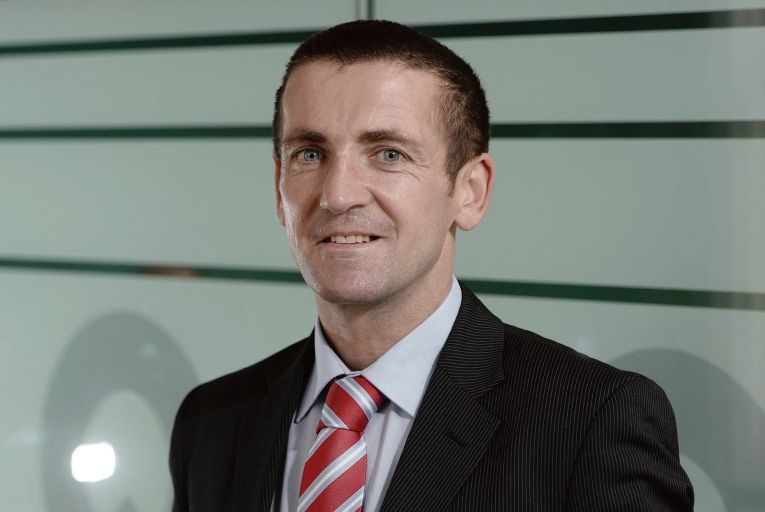 Robert Keane, Close Brothers Commercial Finance's regional sales director for Connacht and Munster. Picture: Charles McQuillan