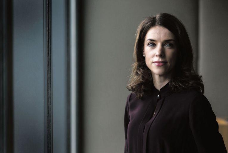 Ann Prendergast, head of State Street Global Advisors in Ireland Picture: Shane O'Neill
