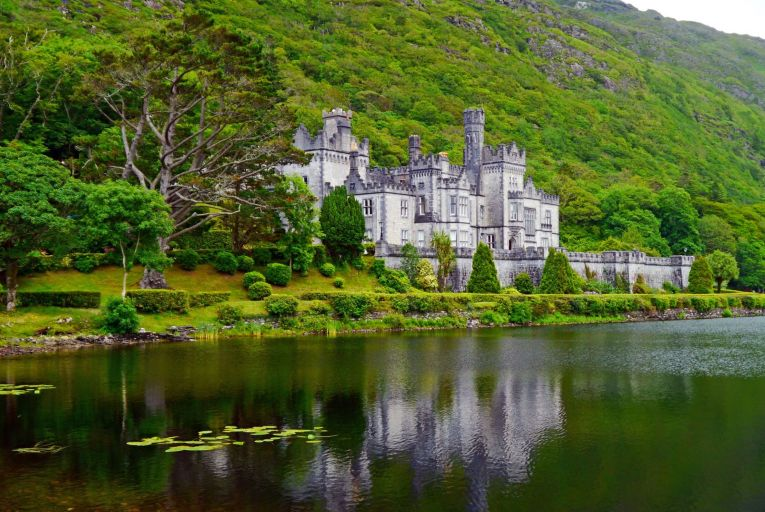 Kylemore Abbey, one of Ireland's foremost tourist destinations, made close to €7.5 million in 2019